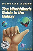 The Hitchhiker's Guide to the Galaxy, 25th Anniversary Edition by Douglas Adams cover image