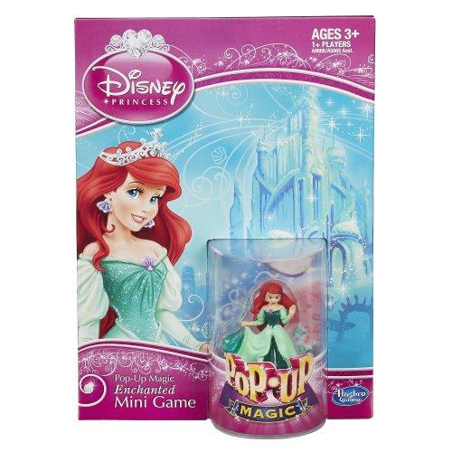 Disney Pop-Up Magic Enchanted Mini Game Featuring Ariel front-913003