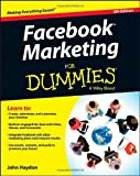 img - for Facebook Marketing For Dummies (For Dummies (Business & Personal Finance)) book / textbook / text book