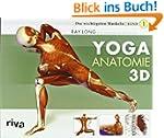 Yoga-Anatomie 3D: Band 1: Die wichtig...