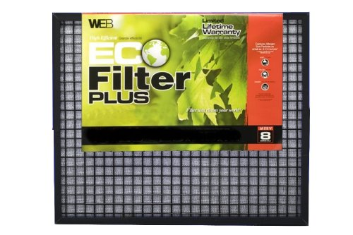 WEB WP2530 Eco Filter Plus Adjustable Filter