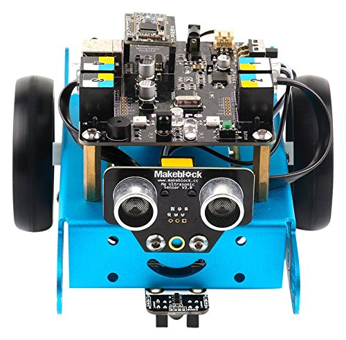 Makeblock 90050 - Robot Educativo mBot, STEM Arduino programable con Scratch