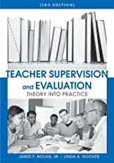 Teacher Supervision and Evaluation, 3rd Edition (Wiley/Jossey-Bass Education)