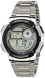 Casio Youth Digital Multi-Color Dial Mens Watch - AE-1000WD-1AVDF (D082)