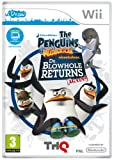 Penguins of Madagascar - Dr. Blowhole Returns Again - uDraw (Wii)