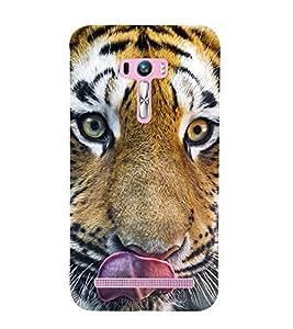 Lion on Rocks Designer Back Case Cover for Asus Zenfone Selfie::Asus Zenfone Selfie ZD551KL