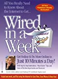 img - for Wired in a Week Tips Plus Real Life Examples and Step-by-Step Instructions book / textbook / text book
