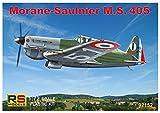 RSモデル 1/72 モラーヌ ソルニエ MS.405 「92152」 プラモデル