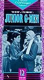 Junior G-Men [VHS]