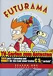 Futurama - Season One, Episode 1 & 2