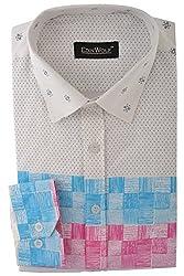 Edinwolf Men's Formal Shirt (EDFR714_38, Multi-Coloured, 38)