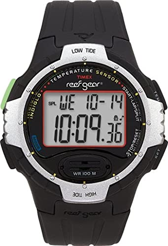 TIMEX 56482 Reef Gear Temperature Sensor Sports Watch