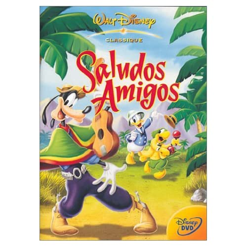 Saludos Amigos ( Disney ) preview 0