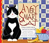 A Very Smart Cat / Una gata muy inteligente [Hardcover]