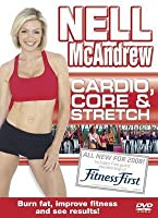 Nell McAndrew's Cardio, Core And Stretch