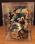 Detroit Lions NFL Helmet Shadowbox w/...