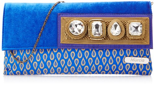 Murcia Murcia Clutch (Blue) MF56BL