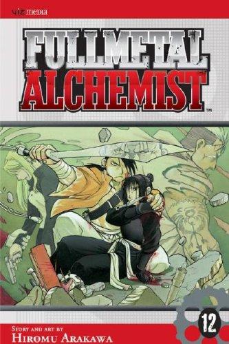 Fullmetal Alchemist, Vol. 12 (Fullmetal Alchemist (Graphic Novels))