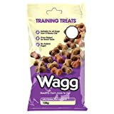 Wagg Training Treats with Chicken, Beef and Lamb 7 x 125g
