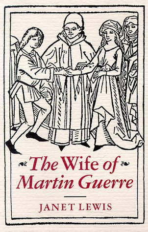 Image for Wife Of Martin Guerre