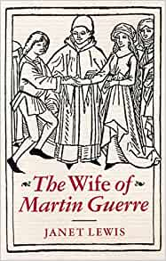 Wife of martin guerr
