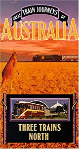 Three Trains North [VHS]
