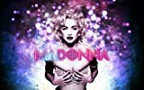 Madonna MDNA fabric poster 40