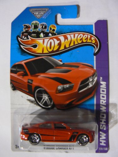Hot Wheels HW Showroom 228/250 '11 Dodge Charger R/T