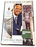 "Kareem Abdul-Jabbar Autographed Book ""On The Shoulders of Giants"" Lakers w/COA"