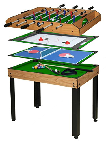 Baby foot multijeux sportifull for Table de multi