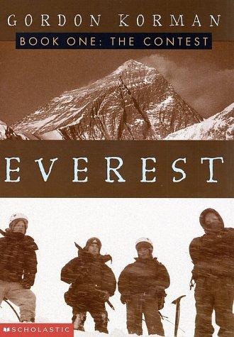 Everest: The Contest by Gordan Korman