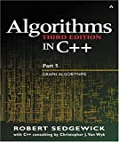 Algorithms in C++ Part 5: Graph Algorithms (3rd Edition)
