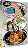 Kung Pow - Enter The Fist/Dude, Where's My Car?/Austin Powers [DVD] [1997]