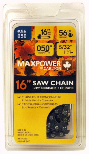 Maxpower 336538 Chainsaw Chain, 16-Inch