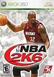 NBA Basketball 2K6 (Xbox 360)
