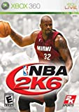 NBA Basketball 2K6 (Xbox 360)