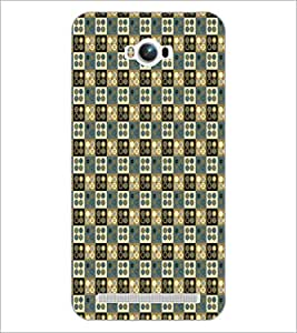 PrintDhaba Pattern D-5929 Back Case Cover for ASUS ZENFONE MAX ZC550KL (Multi-Coloured)
