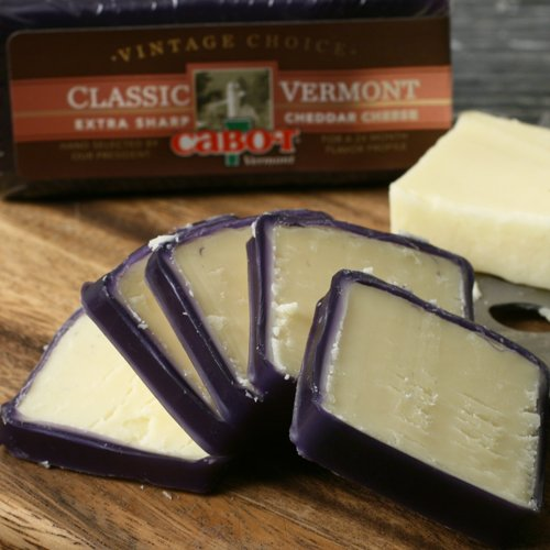 Cabot Vintage Choice Cheddar (8 ounce) (Cheddar Cheese Wax compare prices)