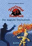 Drachenhof Feuerfels Band 2 - Der magische Drachenstein - Derek Meister