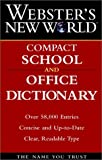 img - for Webster's New World Compact School and Office Dictionary book / textbook / text book