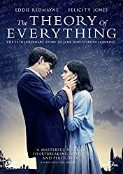 The Theory Of Everything [DVD] [2015]