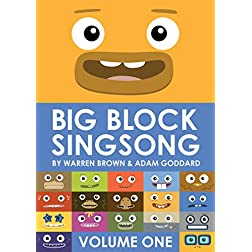 Big Block Singsong: Vol. 1