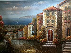 Wall Pictures for Living Room Quadros De Parede Cuadros: Oil Paintings