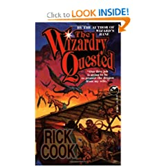 The Wizardry Quested by Rick Cook
