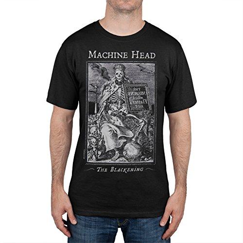 Machine Head - The Blackening T-Shirt - Medium (Machine Head Clothing compare prices)
