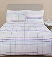 Checked Bedset