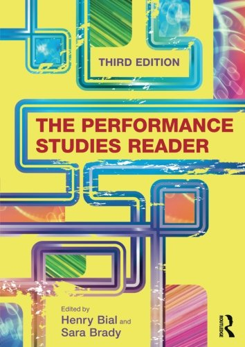 The Performance Studies Reader (Performance Drawing compare prices)