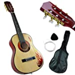Acoustic Guitar For Boys - Musical Toy