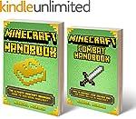 MINECRAFT: Minecraft Handbook & Minec...