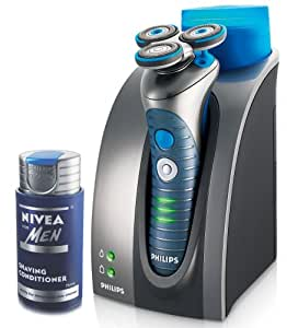 Philips Nivea Coolskin HS8060 Moisturizing Rotary Rechargeable Shaving System